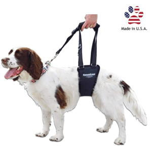 GingerLead Dog Support & Rehabilitation Harnesses