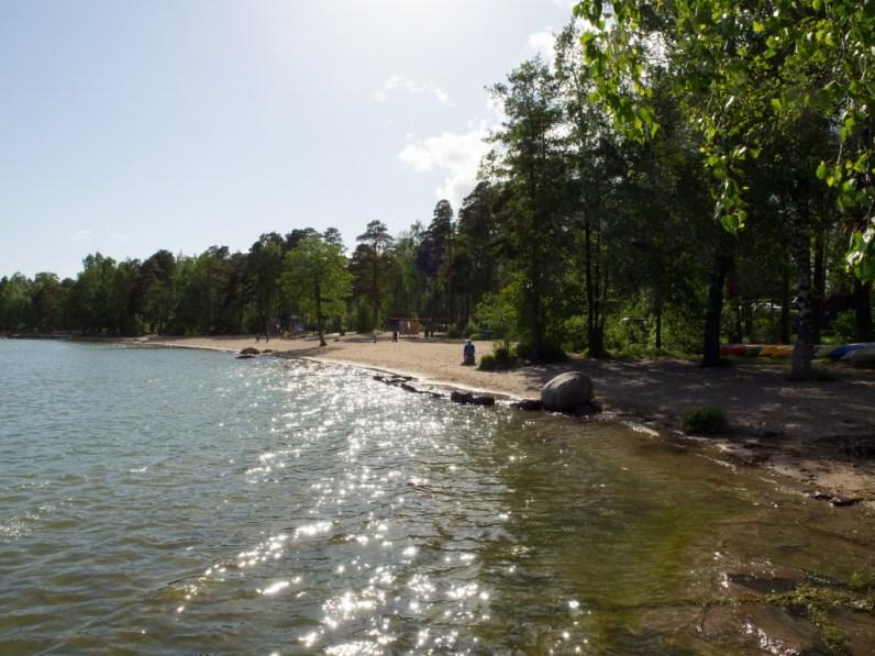 Vielä tyhjä ranta: Matinkylä