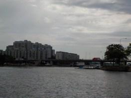 Kohti Hakaniemen siltaa