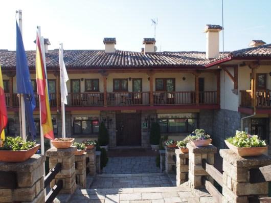 Hotel Rural, Hacienda los Robles