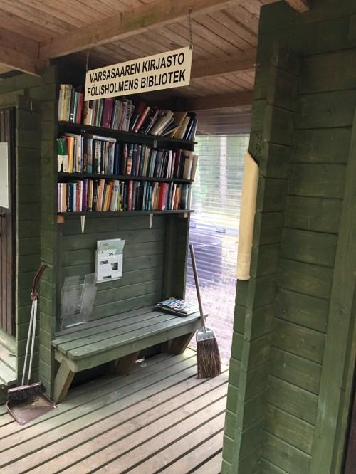 Varsasaaren kirjasto