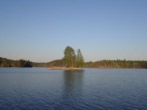 Pikkuinen saari