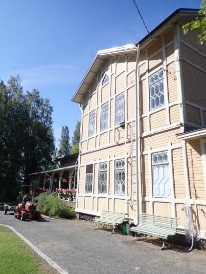 Kesaravintola Viikinsaari