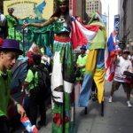 Llevan mensaje educativo ambiental a la Parada Puertorriqueña en Nueva York