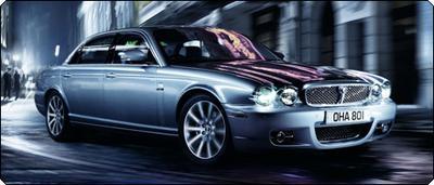 El Jaguar XJ fue el ganador