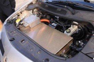 Automóvil eléctrico de Proyecto Better Place