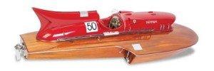 El hidroplano Ferrari Arno XI