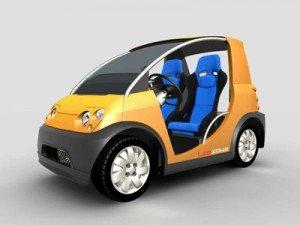 Taxi eléctrico filipino
