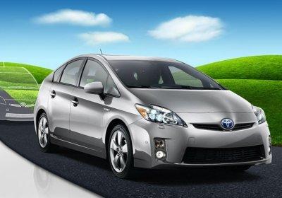 2 - Toyota Prius