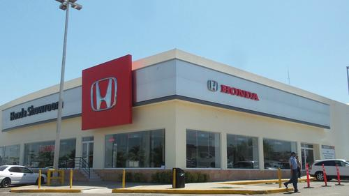 honda showroom culiacan