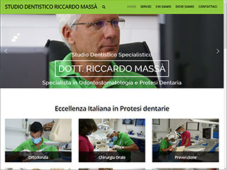 Studio Dentistico Riccardo Massà