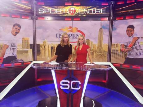 feature on Sportscentre