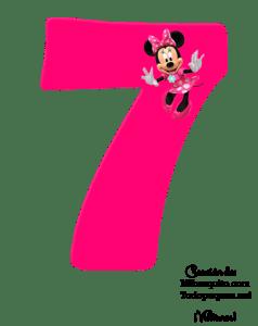 Minnie Numeros
