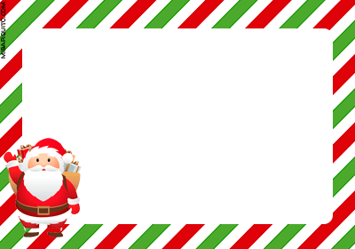 Tarjetitas de navidad para imprimir