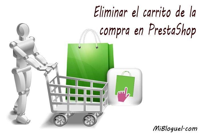 Eliminar el carrito de la compra en PrestaShop