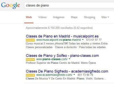 Google AdWords - Anuncios