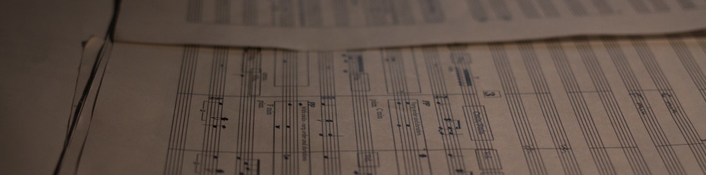 composition, music, installations, arrangements, film scores