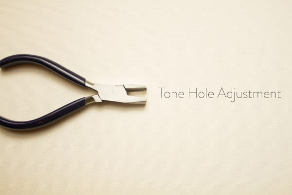 Tone hole
