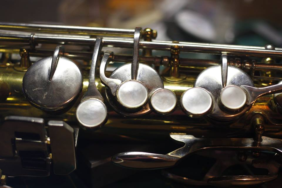 King 615 Tenor Saxophone