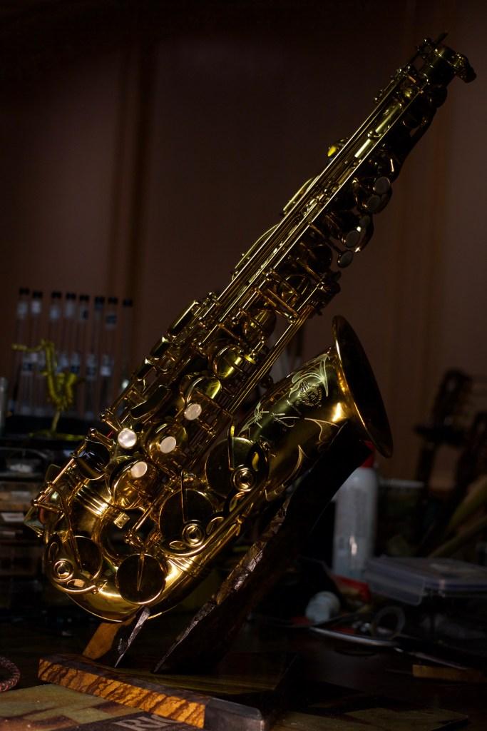 Selmer Reference 54 Alto Saxophone