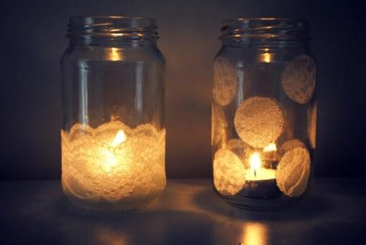 mod-podge-lace-jars