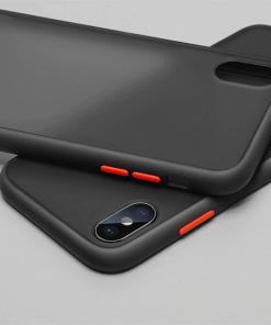 prozorni mat ovitek Xiaomi