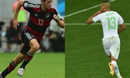 A qué hora juega Argelia vs Alemania