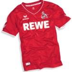 Nueva camiseta FC Köln 2014/2015 visitante