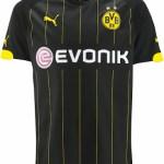 Nueva camiseta Borussia Dortmund 2014/2015 visitante