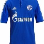Nueva camiseta Schalke 04 2014/2015 local