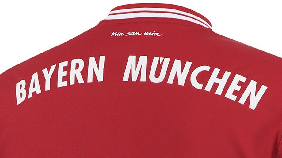 Camiseta FC Bayern München online