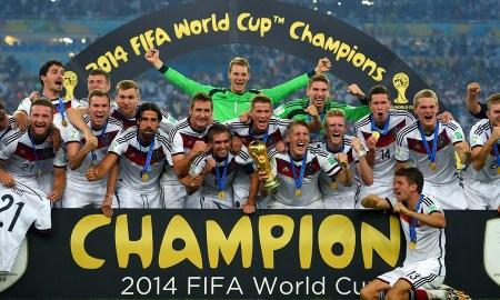 Alemania Copa del Mundo 2014