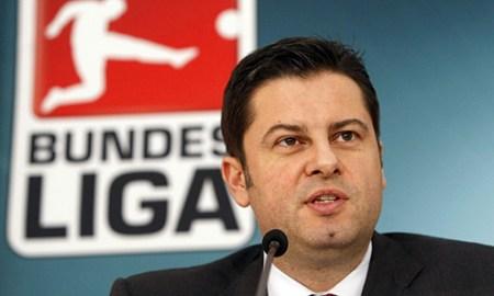 DFL Bundesliga pago agentes