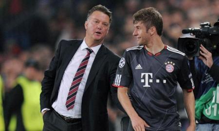 Thomas Müller Manchester United Bayern Múnich