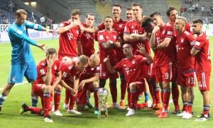 Bayern favorito a ganar la Bundesliga