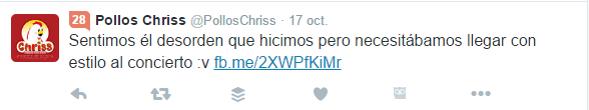 Pollos Chriss Twitter