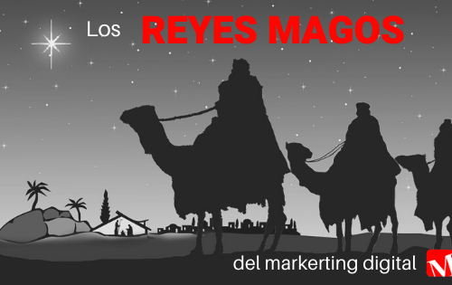 Marketing digital- reyes magos