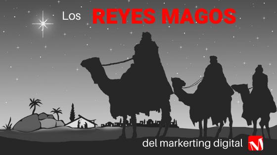 Marketing digital- reyes magos