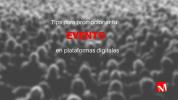 eventos online Micaela Sabja marketing digital Bolivia