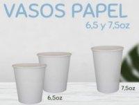 vaso papel