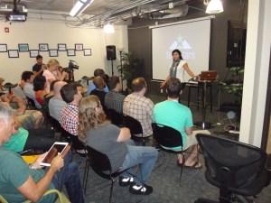 Techstars Boulder Day one