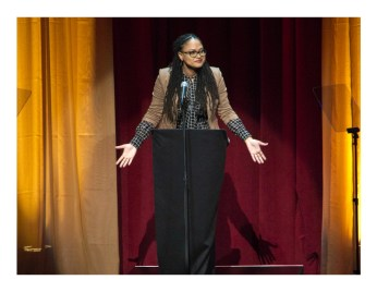 Writer/Director Ava DuVernay.