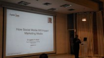 Jagdish Sheth speaking on Social Media and Marketing