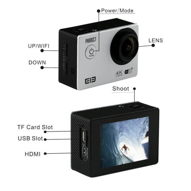 elephone ele cam explorer 4k