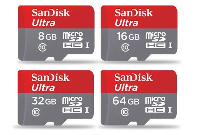 eken h5s 4k tarjetas memoria microSd