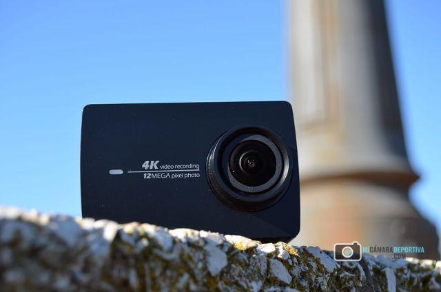 cámaras deportivas para comprar en navidad Yi II 4K