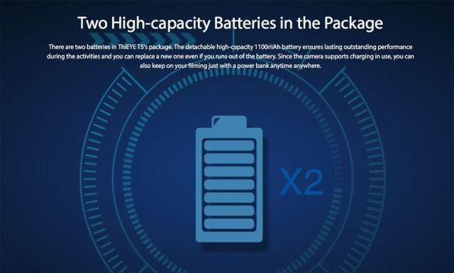 thieye t5e batería