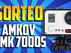 sorteo camara deportiva amkov amk7000s