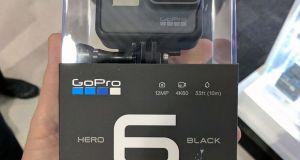 gopro hero 6 black amazon