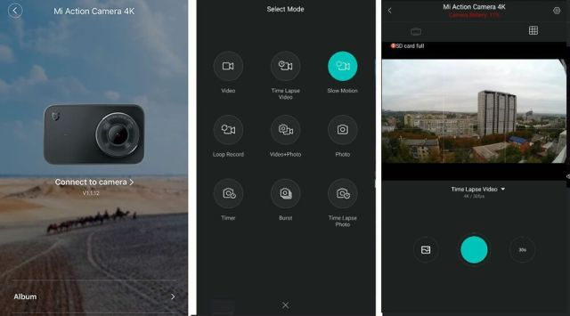xiaomi mijia 4k app